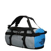 The North Face Gilman Duffel M TNF Black/ Mid Grey/ Clear Lake Blue