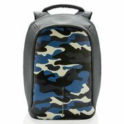 XD DESIGN Bobby Compact rugzak anti-theft, Camouflage Blue
