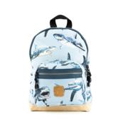 Pick & Pack Fun Rugzak Shark S Light Blue