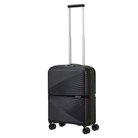 American Tourister Airconic Spinner 55 Black / Acid Green