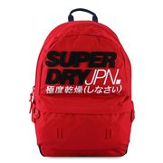 Superdry Montana Montauk Backpack Red