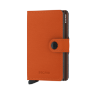 Secrid Mini Wallet Portemonnee Yard Orange