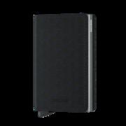 Secrid Slim Wallet Portemonnee Optical Black Titanium