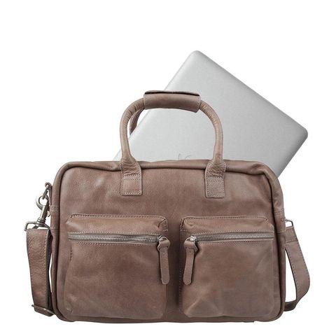 Cowboysbag The College Bag Schoudertas 1380 Elephant Grey