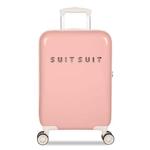 SuitSuit Fabulous Fifties Handbagage Spinner 55 Papaya Peach