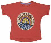 baby t-shirt koraal