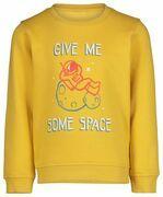 HEMA Kindersweater Geel (geel)