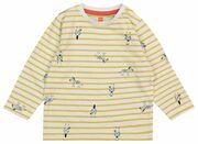 baby t-shirt geel
