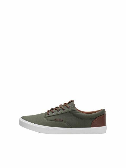 JACK & JONES Casual Sneakers Heren Green