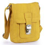Mini Messenger Bag Yellow