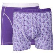 Heren boxers Apollo Underwear 2-pack Stars 08