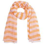 Hippe Dames Sjaal Neon Oranje