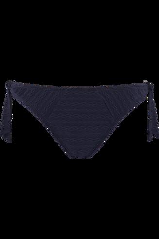 holi vintage tie and bow slip | dark blue - L