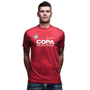COPA Football - Basic T-shirt - Rood