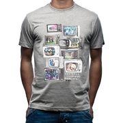 COPA Football - TV Glorious Moments T-shirt - Grijs