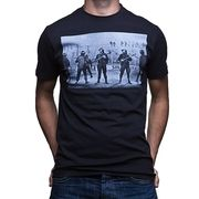 COPA Football - Police T-shirt - Zwart