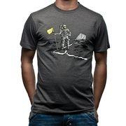 COPA Football - Astronaut T-shirt - Donker Grijs