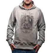 COPA Football - Oliver Cromwell Hooded Sweater - Grijs