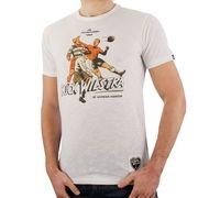 COPA Football - Kick Wilstra T-Shirt - Wit