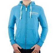 Brunotti - Nelson Zip Sweater - Blauw