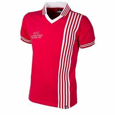 Aberdeen FC Retro Voetbalshirt 1976-1977