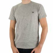 Fred Perry - Crew Neck T-shirt - Grijs