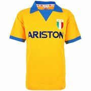 Juventus Ariston Retro Voetbalshirt 1984-1985
