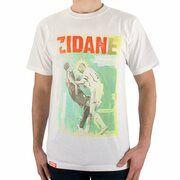 FootballCulture - Zidane T-shirt - Wit
