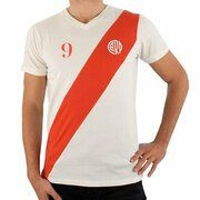 Coolligan - River Plate Retro Voetbalshirt 1901