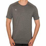 Robey - Tech Tee T-Shirt - Grijs Melange