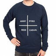 Duo Central - When Weekend Comes - Navy