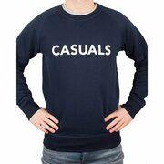 Duo Central - Casuals Sweater - Navy