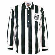 Santos Retro Shirt Uit 1950's - 1960's
