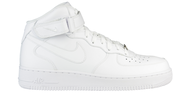 Nike Air Force 1 Mid 315123-111 Wit