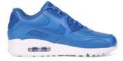 Nike Air Max 90 Leather Blauw (GS) 724821-402