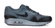 Nike Air Max 1 Premium Zwart 454746-401