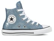 Converse All Stars Junior 661857C Glitter Blauw-28