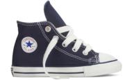 Converse All Stars Hoog Kids 7J233C Blauw-19