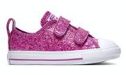 Converse All Stars Kids Party Dress 762346C Roze-18