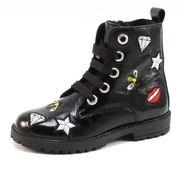 Clic 9641 laarsje Zwart CLI36