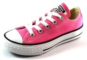 Converse All Stars lage sneaker kids Roze ALL01
