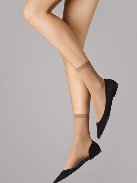 Satin Touch 20 Socks - 4004 - M