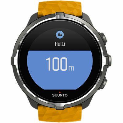 Suunto Spartan Sport WristHR Baro Stealth - Horloges