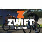 Zwift 3 Month Membership - Cadeaubonnen