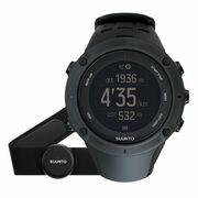 Suunto Ambit 3 Peak (zwart) met hartslagmeter - Horloges