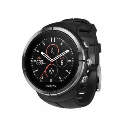 Suunto Spartan Ultra sporthorloge met GPS en HSM - Horloges