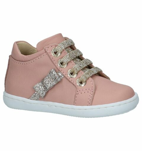 Roze Babyschoentjes Lunella