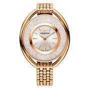 Swarovski 5200341 - Horloge - Crystalline Oval White Tone Watch