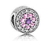 Pandora bedel zilver 'Fancy Floral' 'Uitbundige bloem' 791820PCZMX