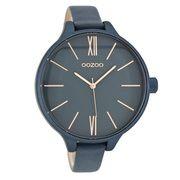 OOZOO Horloge C9544 Timepieces Collection 45 mm darkblue